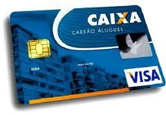 CARTÃO ALUGUEL CAIXA