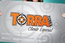 CARTÃO TORRA TORRA