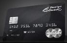 Cartão MasterCard Black