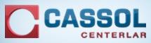 CARTÃO CASSOL CENTERLAR