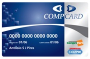 CARTÃO COMPCARD COMPER