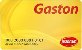 CARTÃO PRATICARD PAQUETÁ, GASTON
