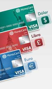 CARTÃO MONEYCARD - VISA TRAVEL MONEY