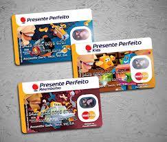 CARTÃO PRESENTE PERFEITO MASTERCARD